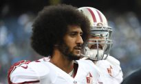 Colin Kaepernick Lands Cover of 'TIME' Magazine