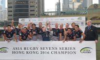 Hong Kong Reign in Asia Sevens