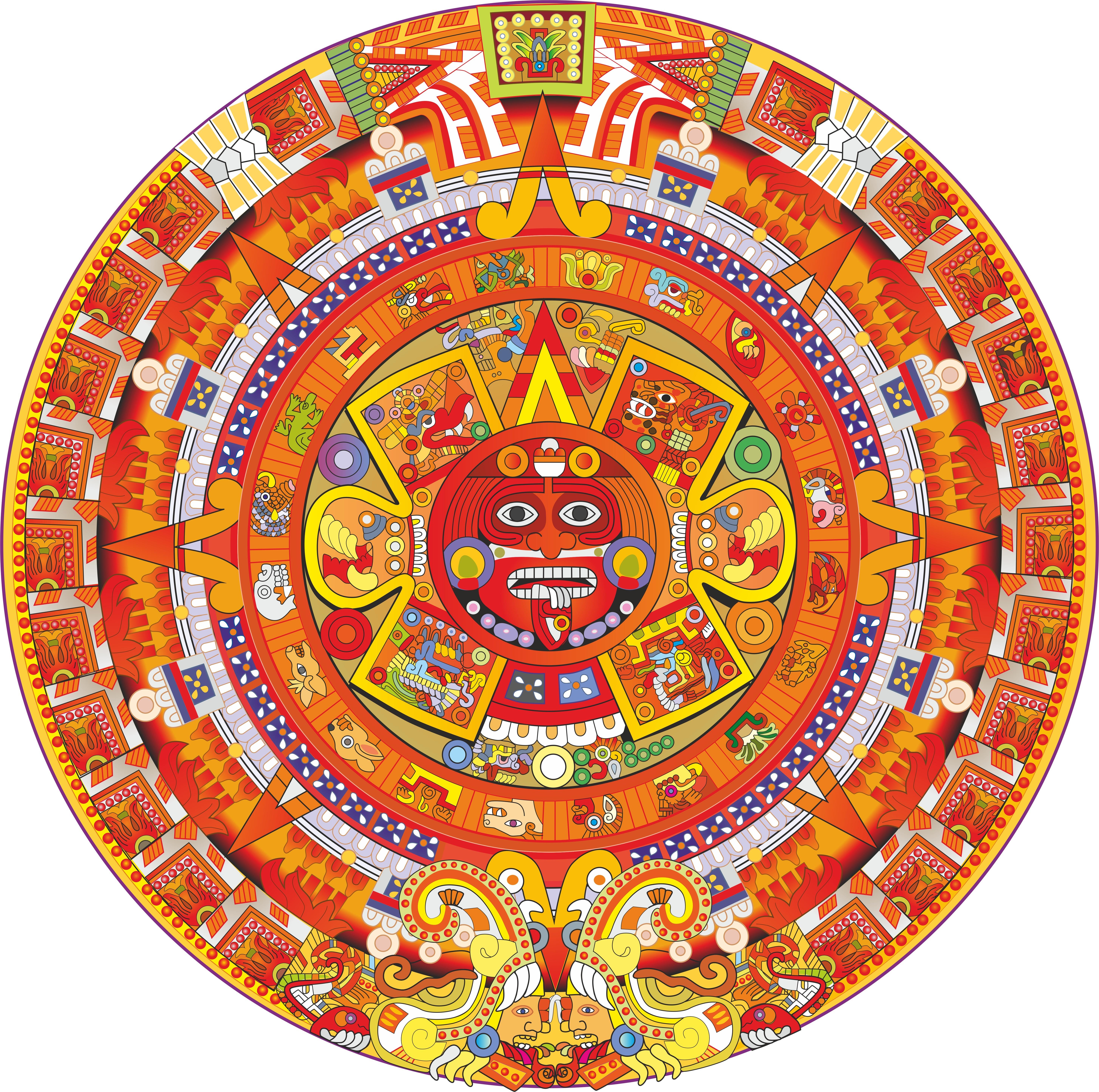 The Mayan calendar. (RoseGarden/Shutterstock)