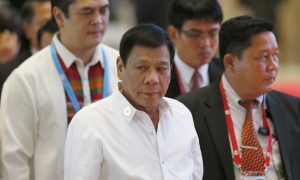 Philippine President Regrets Cursing Out Obama