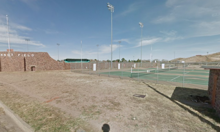 An active shooter was reported at Alpine High School high school in Alpine, Texas, on Thursday, according to reports. (Google Maps)