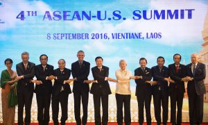 US and Japan Back Up Allies at ASEAN Summit