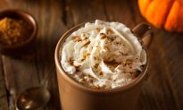 Pumpkin Spiced Adaptogen Latte