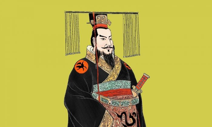 By unifying China, Qin Shi Huang brought an end to over 500 years of political fragmentation and warfare.  (New Tang Dynasty Television)