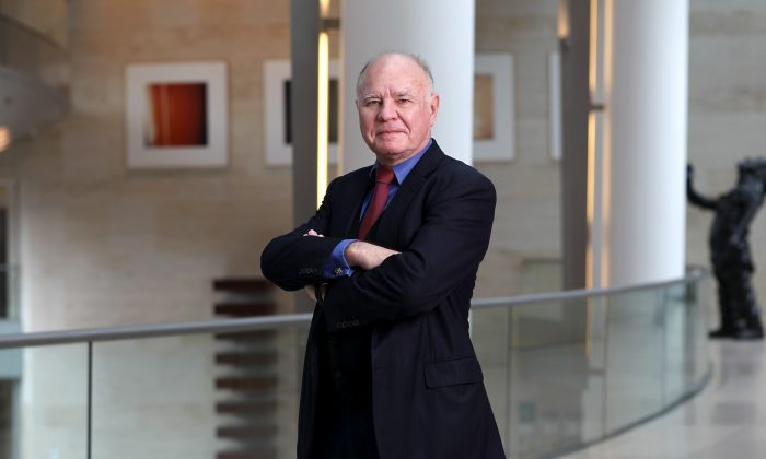 Dr. Marc Faber, publisher of Gloom Boom & Doom, in this file photo. Dr. Faber thinks central bank intervention will lead to the collapse of the monetary system. (Courtesy of Dr. Marc Faber)