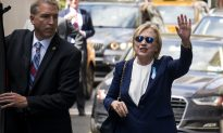 Clinton Campaign Releases Medical Information After 9/11 Memorial Health Scare
