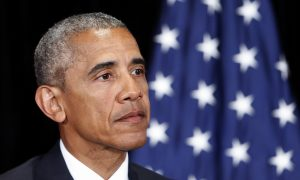 Obama Says Hillary Clinton Is 'Steady,' 'True' at Rally