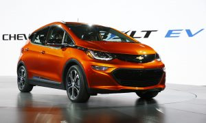 GM's Electric Chevy Bolt to Go 238 Miles per Charge