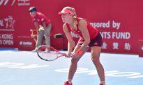 U.S. Open Winner Kerber to Compete in Hong Kong Open