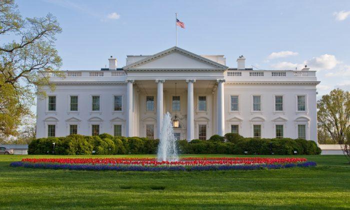 The White House in Washington, D.C. (Albert de Bruijn/Shutterstock)