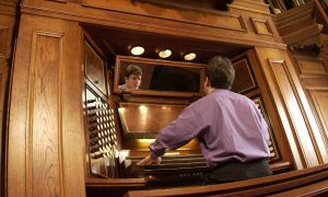 Organist Paul Jacobs: The Classics Give Purpose to Humanity's Suffering