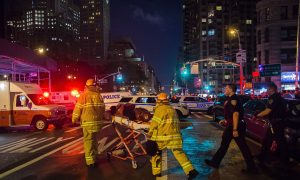 29 Injured in Manhattan Explosion Released From Hospital
