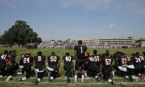 Miami Dolphins Players Continue to Kneel During National Anthem