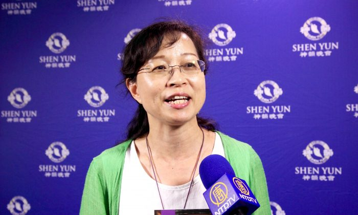 As Shen Yun Symphony Orchestra Debuts in Taiwan, Taiwanese Conductor Inspired by Creativity and Tradition