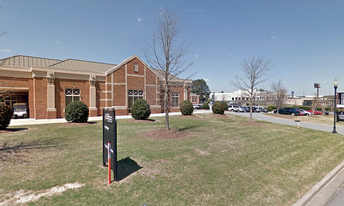 Central Georgia Technical College in Macon, Georgia (Google Maps)