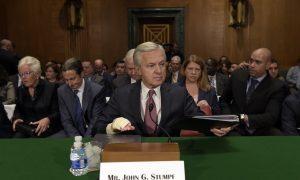 Wells Fargo CEO Apologizes; Senators Heap Criticism on Bank