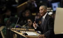 President Obama: 'There's a Reason Why We Haven't Had a Woman President'