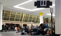 Officials Open LaGuardia's Terminal B; Abandoned Car Cleared