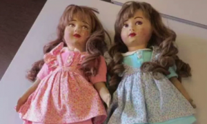 These Dolls Were Taken From Two Girls Destined for Auschwitz (Video)