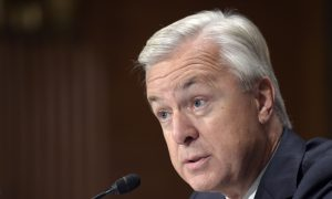 Peppered With Questions, Wells Fargo CEO Seemed Taken Aback