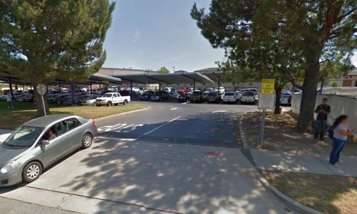 Rancho Cucamonga High School (Google Maps)