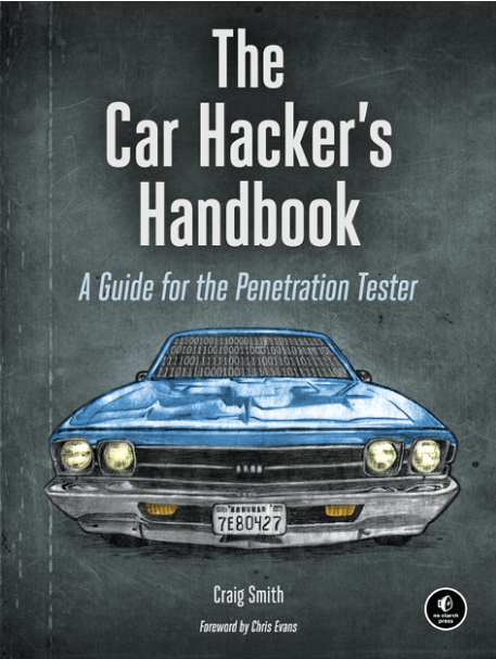 "Cover of ""The Car Hacker's Handbook"" by Craig Smith"
