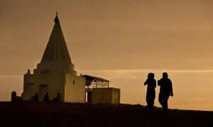Holding Islamic State Terrorists Accountable for the Yazidi Genocide in Iraq