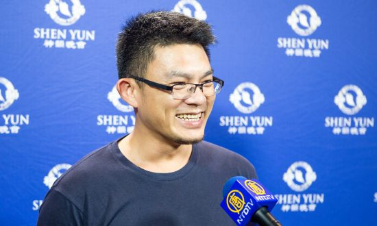 Taiwanese Conductor Hopes Local Orchestras Look Up to Shen Yun Symphony Orchestra