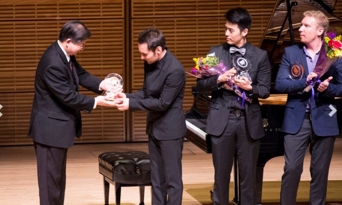 Contestants at the 2014 New Tang Dynasty International Piano Competition. (Courtesy of NTD)
