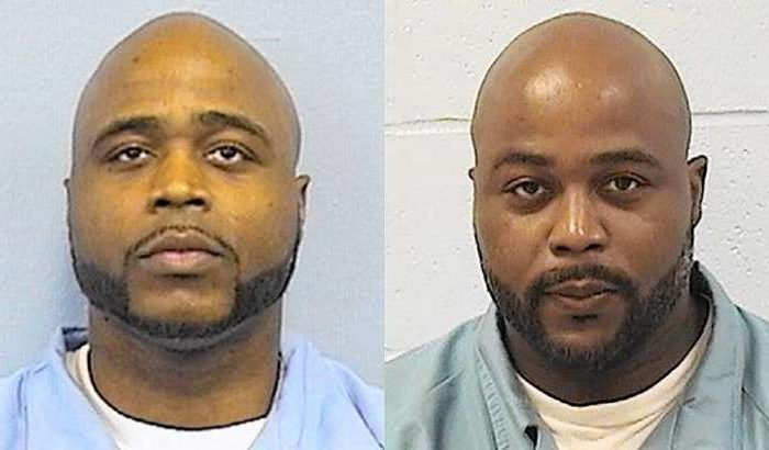 Karl Smith (left) and Kevin Dugar (right) (llinois Department of Corrections)