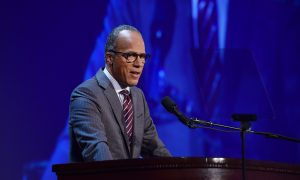 NBC's Lester Holt Faces Balancing Act in Moderating First Presidential Debate