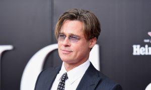 Report: Brad Pitt Involved in 3-Car Crash in LA