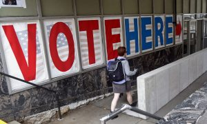 Some Voters in Texas Claim Voting Fraud
