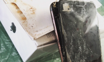 iPhone 7 Apparently Explodes While in Transit