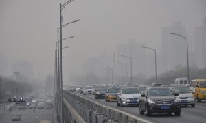 Over 90% of World Breathing Bad Air: WHO