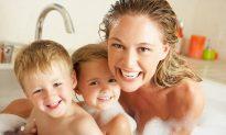 How Often Do Children Need to Bathe?