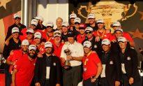 USA Recaptures Ryder Cup
