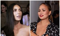 Chrissy Teigen Shows Support for Kim Kardashian Following Paris Jewelry Heist