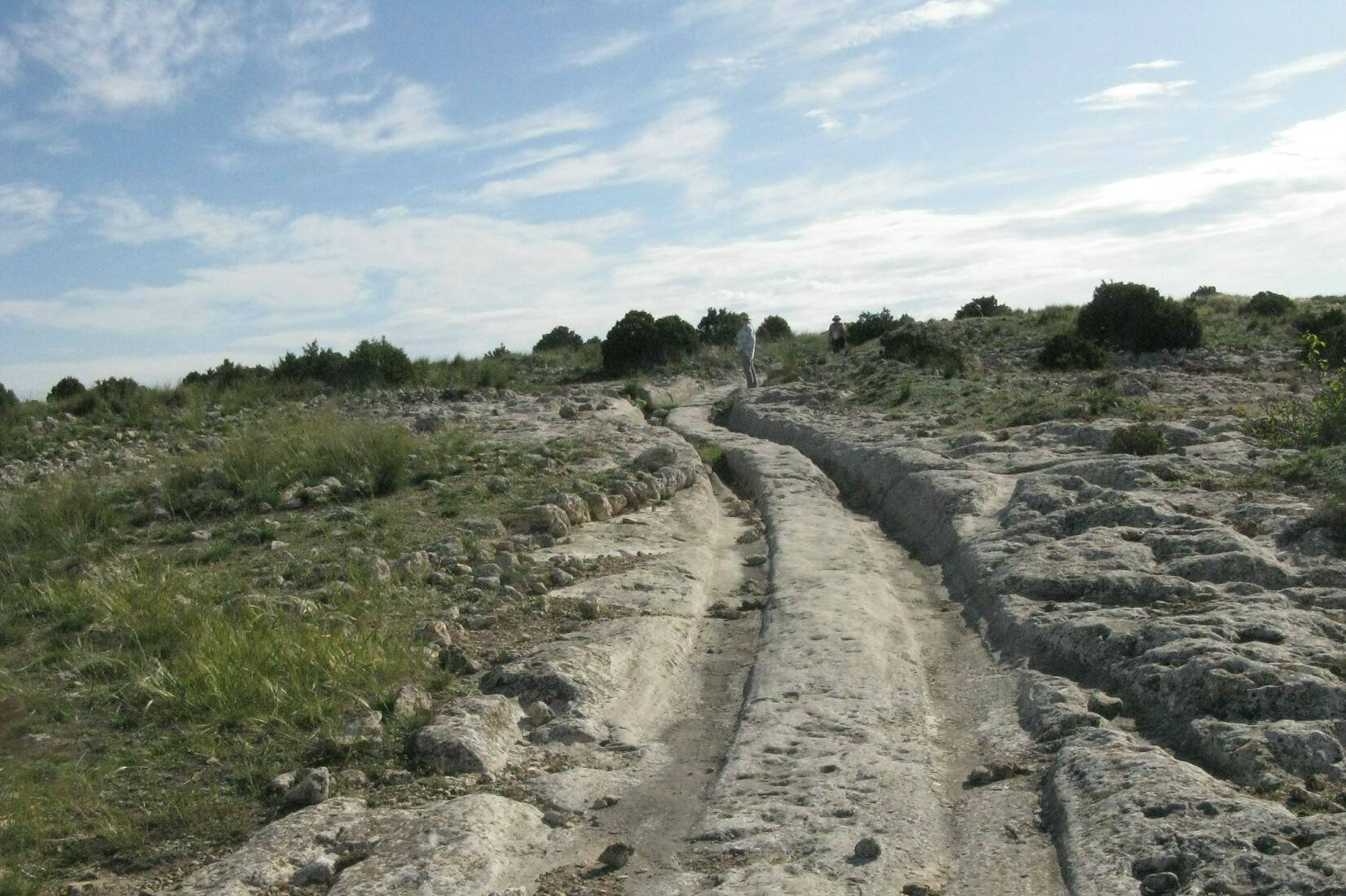 12 Million-Year-Old Vehicle Tracks Found in Stone, Claims Geologist