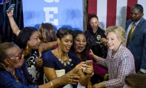 In Emails, Clinton Campaign Measures Diversity Among Staff