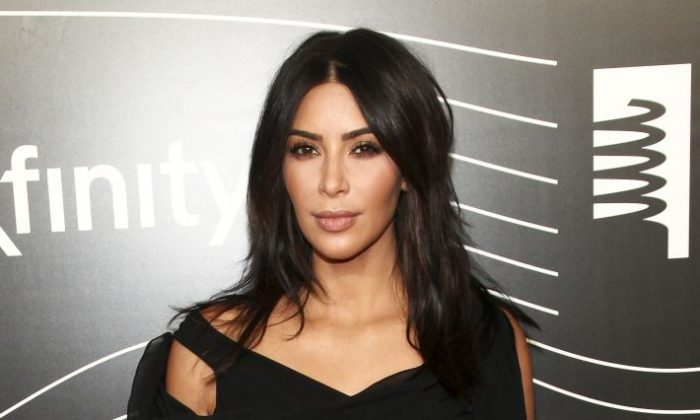 Kim Kardashian West attends the 20th Annual Webby Awards in New York, in this file. (Photo by Andy Kropa/Invision/AP)