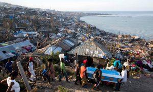 Photos of the Devastation of Hurricane Matthew in Haiti