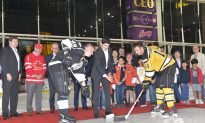 Tycoons and Aces Lay Down Gauntlets in CIHL Hockey Openers