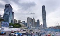 Sebastian Buemi Wins Inaugural Hong Kong ePrix