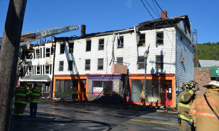 Port Jervis Community Helping Tenants Rebuild After Fire