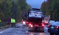 Five Vermont High School Students Killed in Wrong-Way Collision