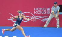 Rain Stops Play in Hong Kong Open: Kerber and Chirico Halted in 3rd Set Decider
