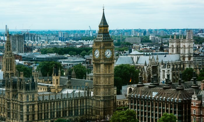 A debate in the U.K. Parliament on forced organ harvesting in China took place on Tuesday, Oct 10. (unsplash)