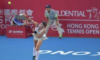 Seeds Tumble as Williams and Garcia Bow Out of Hong Kong