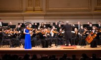 Shen Yun Symphony Orchestra Brings 'Total Enjoyment' to Carnegie Hall, Says Reverend